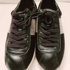 DKNY Bedazzled Sneakers